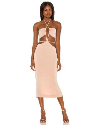 Платье с разрезом H:ours