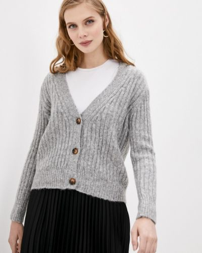 Серый кардиган Marks & Spencer