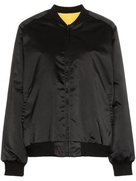 Черная куртка двусторонняя Ten Pieces