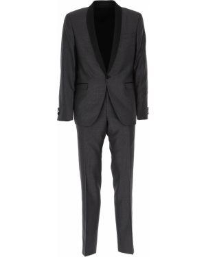 Garnitur kostium z haftem Karl Lagerfeld