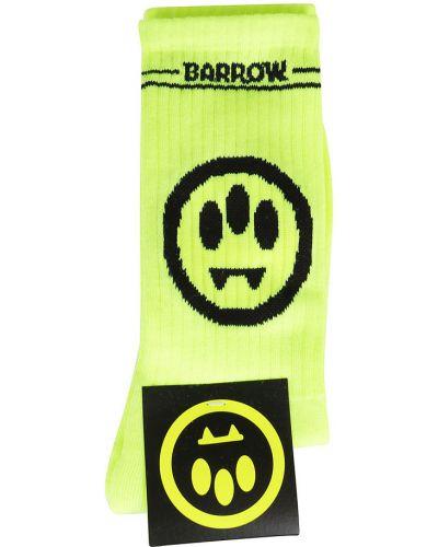 Skarpety - żółte Barrow