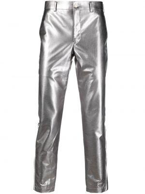 Spodnie z paskiem z nylonu Comme Des Garcons Homme Plus