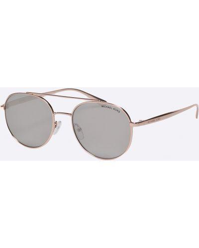 Солнцезащитные очки металлические стеклянные Michael Kors