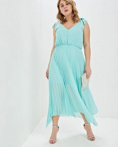 Бирюзовое платье Kitana By Rinascimento