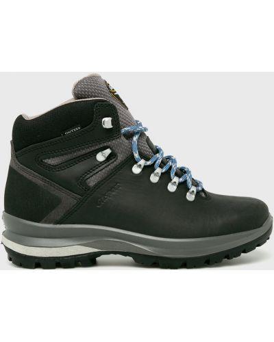Ботинки на шнуровке кожаные спортивные Grisport