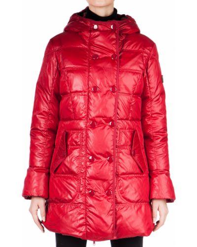 Куртка осенняя красная Iceberg