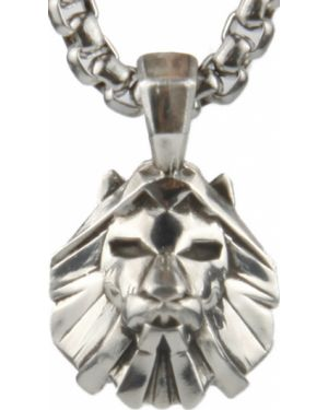 Медальон с подвесками серебряный Mr.jones
