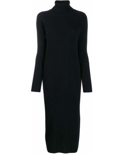 Черное платье миди Philo-sofie