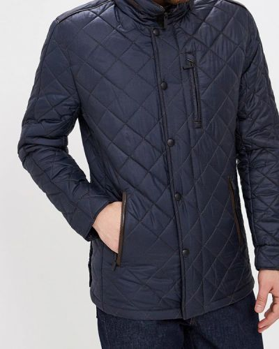 Утепленная куртка синяя Vizani