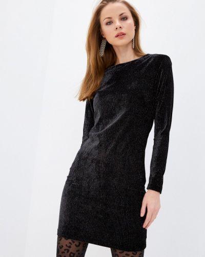 Черное вечернее платье Imocean