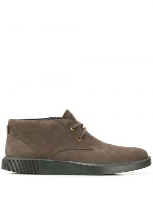 Ботинки на шнуровке - серые Camper