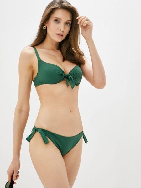 Зеленый купальник Calzedonia