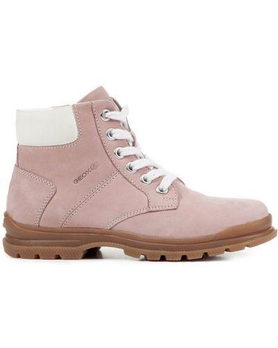 Ботинки коричневый Geox