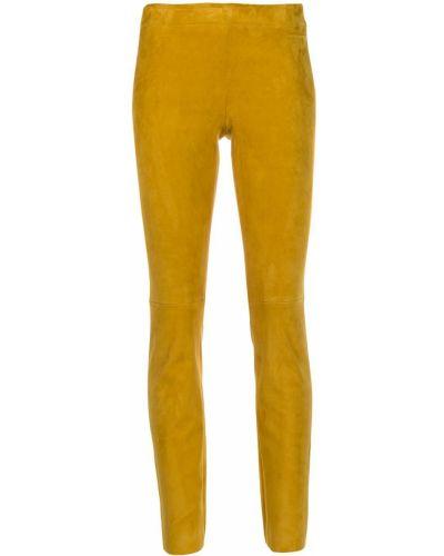 Желтые леггинсы Stouls