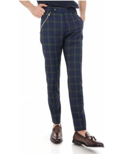 Czarny garnitur ze spodniami Berwich