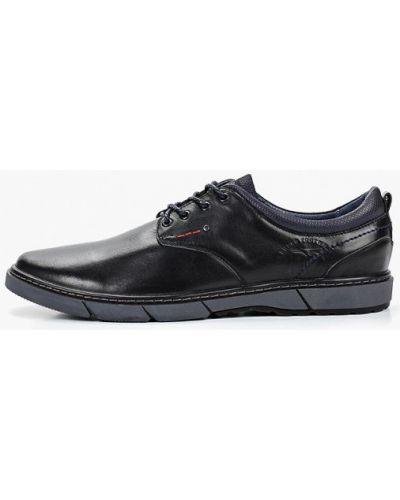 Кожаные ботинки Kruzo