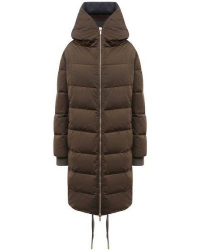 Утепленная куртка - хаки Lorena Antoniazzi