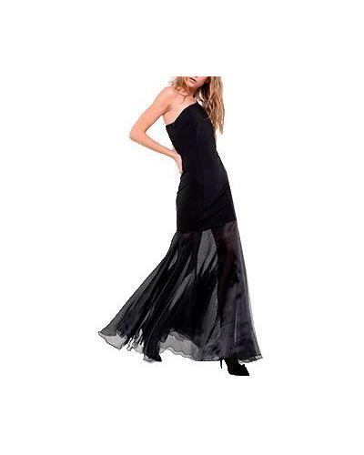 Вечернее платье макси из органзы Patrizia Pepe