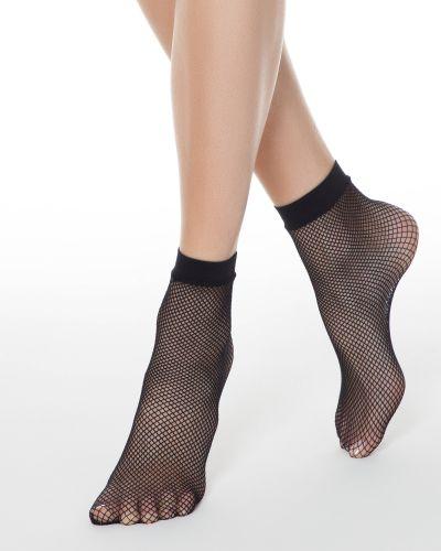 Синие носки на резинке Conte ⭐️