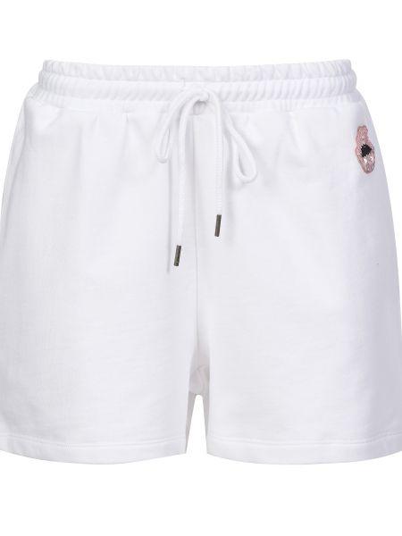 Белые шорты с карманами Markus Lupfer