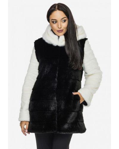 Дубленка черная Grand Furs