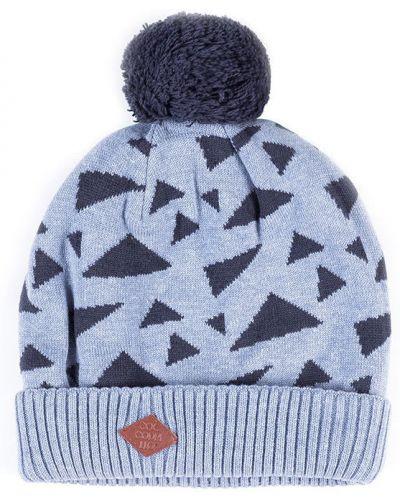 Зимняя шапка облегающий с помпоном Coccodrillo