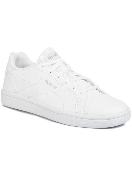 Sneakersy - białe Reebok Classic