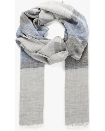 Серый шарф S.oliver