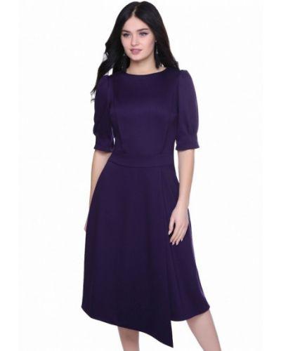 Деловое платье фиолетовый Grey Cat