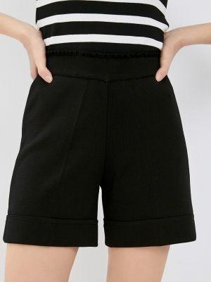 Повседневные черные шорты Adl