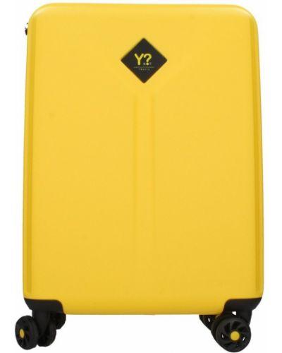 Żółta walizka Y Not?