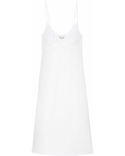 Платье миди платье-комбинация с декольте Laroom