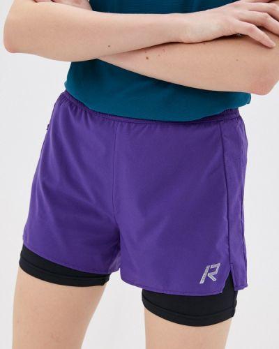 Фиолетовые шорты Rukka