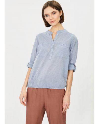 Повседневная блузка на резинке с вырезом Baon