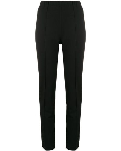 Черные плиссированные брюки Ter Et Bantine