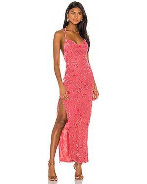 Вечернее платье на молнии из вискозы Nbd