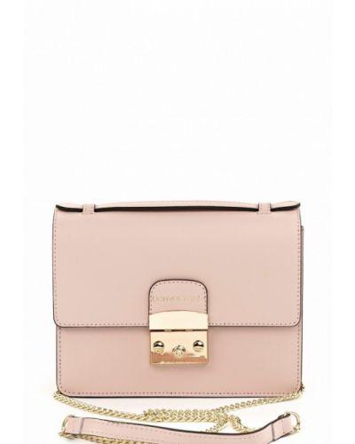 Маленькая сумка кожаный замшевая Dominico Rubi