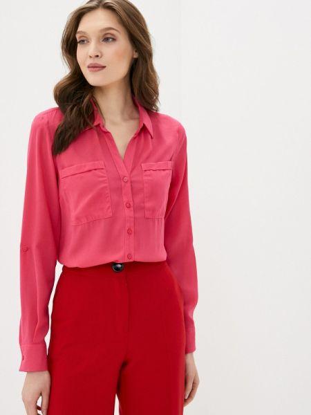 Розовая блузка с длинным рукавом Sh