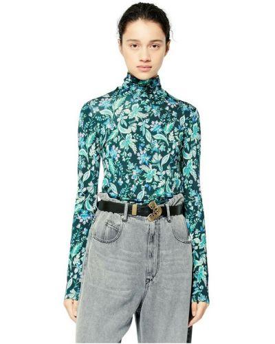 Koszula - zielona Isabel Marant Etoile