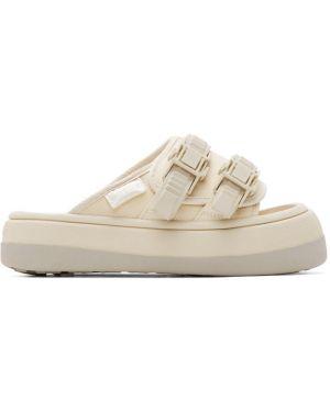 Skórzany sandały Eytys