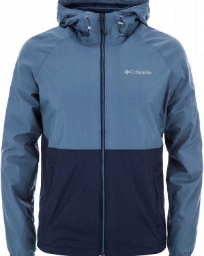 Куртка с капюшоном спортивная с манжетами Columbia