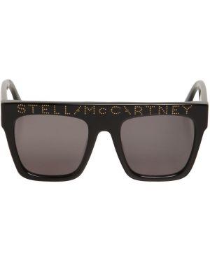 Okulary przeciwsłoneczne z logo Stella Mccartney Kids