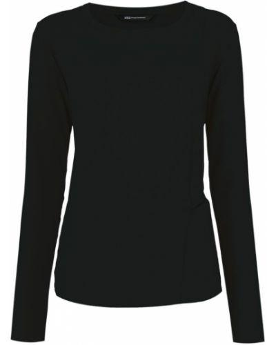Блузка с длинным рукавом кружевная в полоску Uma   Raquel Davidowicz