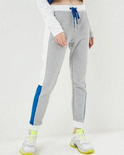Спортивные брюки серые индийский True Religion