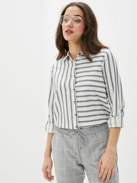 Рубашка с длинным рукавом белая Defacto