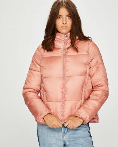 Стеганая куртка утепленная укороченная Vero Moda