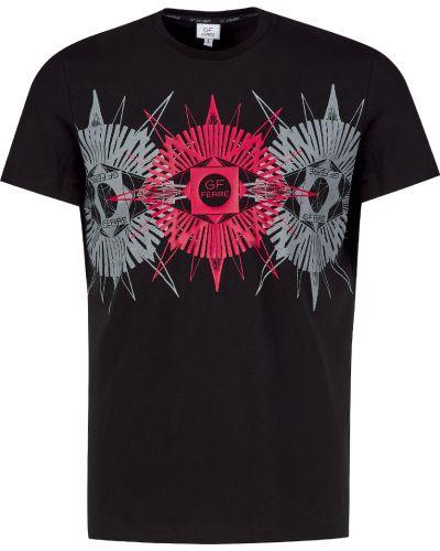 Черная футболка Gf Ferre