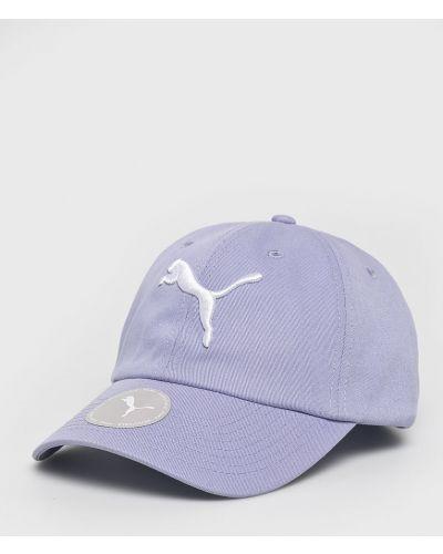 Шапка хлопковая фиолетовый Puma