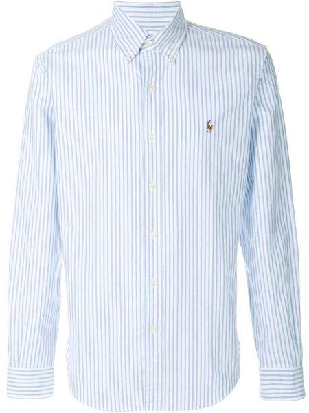 Koszula z długim rękawem klasyczna z paskami Polo Ralph Lauren