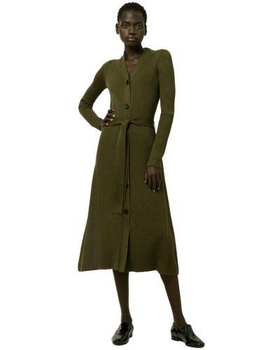 Zielona sukienka Ivy & Oak